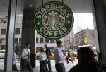 Starbucks store (Reuters)