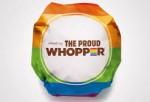 Burger King Proud  WHOPPER