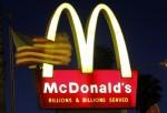 A file photo of a McDonald's store (Reuters)