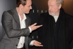 Michael Fassbender; Ridley Scott at Prometheus' Paris Photo Call
