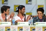Dylan O'Brien; Tyler Posey; Dylan Sprayberry at MTV's