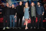 Cast of Marvel's