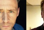 Tom Hiddleston and Hugh Laurie
