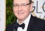 Kevin Spacey at the 72nd Annual Golden Globe Awards