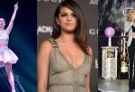 Katy Perry, Selena Gomez,Taylor Swift