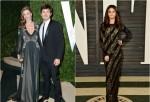 Miranda Kerr and Orlando Bloom/ Selena Gomez