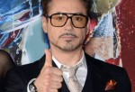 Robert Downey Jr. as Iron Man/Tony Stark