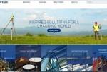 A screen shot of the Pentair website