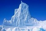 Ice in Antarctica