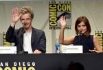 Peter Capaldi, Jenna Coleman