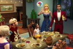 The Sims 4's Holiday Celebration Pack