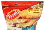 Tyson Chicken Breast Pattie Fritters