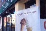 big straight ice cream