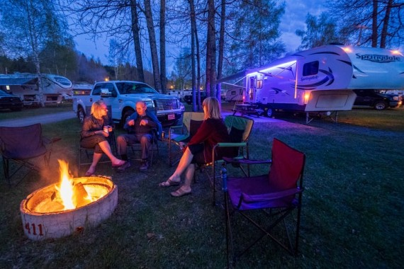 Pickup Truck Bed Camping Tips